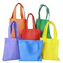 Non-woven Collapsible Reusable Carrying Grocery Bags