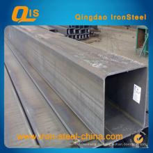 Прямоугольная бесшовная стальная труба 400 мм x 200 мм