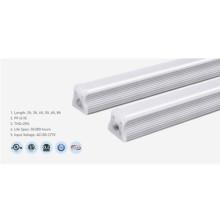Lámpara de tubo de aluminio regulable T8 3000K 2 pies LED