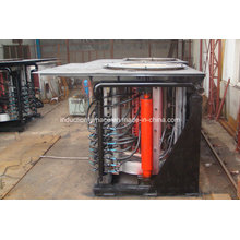 Medium Frequency Electrical Melting Furnace for Iron Steel Copper Melting