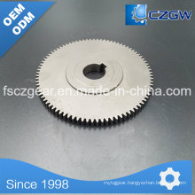 OEM Transmission Gear Spur Gear for Various Machinery by Czgw