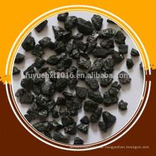 Calcinierter Anthrazit-Haustier-Koks 0-5mm Kohlenstoff-Zusatz für die Stahlherstellung