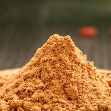 Superfood orgánica seca en polvo goji polvo de baya de goji