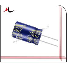 long life 10000H 2.2UF 50V aluminum capacitor