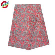 La cera de algodón impresa africana impresa 3d del 100% algodón imprime la tela