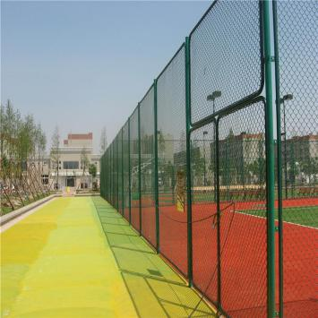 Decorative Chainlink Fence Panels