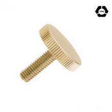 DIN653 Stainless Steel Knurled Thumb Screws