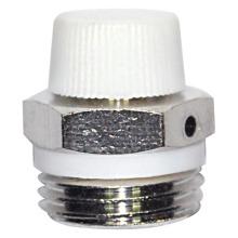 Латунный впускной клапан радиатора с тефлоновой прокладкой (a. 0164)