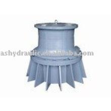 Cabestan hydraulique ASJP