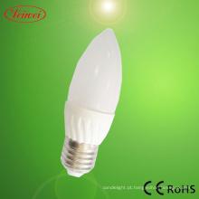 3W LED Lâmpada de luz, lâmpada, vela