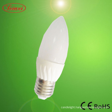 3W LED Candle Light, Bulb Light, Lamp