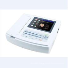 Medical Equipment Hospital Equipment 12 Channel ECG Electrocardiograph Machine