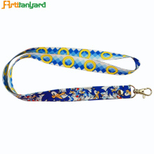 Promotional Heat Transfer Lanyard