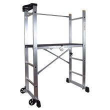 échelle en aluminium de système d'échafaudage de promotion d'échelle, tour d'échelle
