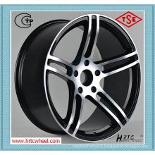 Certificats PCT / TSE / TUV / VIA / SAE Prix concurrentiel Jantes en alliage de 22 pouces 22 pouces 5X120 pour voitures