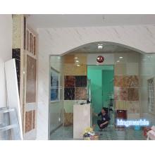 Lightweight interior wall panel building materials