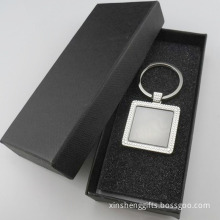 Promotional Key Chain with Black Gift Box (XS-KC0056)