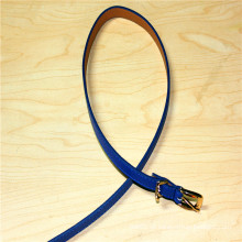 Ladies Jeans Pin Buckle Leather Belt (HJ0392)