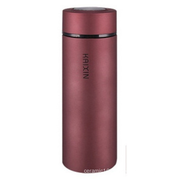 New Office Stainless Steel Cup, Vacuum Keep-Warm Fashion Sports Bottle