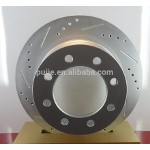 cheap reliable auto spare parts brake disc