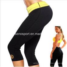 Al aire libre deporte mujeres neopreno fitness adelgazamiento pantalones (SNNP04)