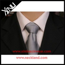 Shengzhou Factory 100% Silk Jacquard Woven Custom Necktie to Match Shirts