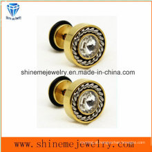 Shineme Jewelry Fashion Stainless Steel Earring Ear Stud (ER2915)