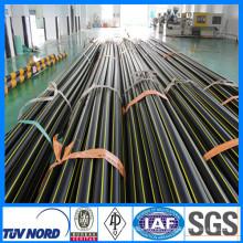 Tubo de plástico PE63 / PE80 / PE100 (KL-PER008)