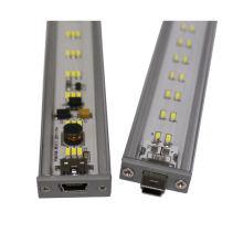 Tiras rígidas do diodo emissor de luz 60CM 8W SMD3014 TUV, CE, ROHS, 3 anos de garantia