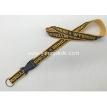 Woven Lanyard with Your Logo Printing