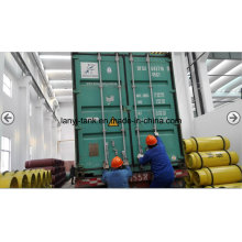 Welded Gas Cylinder Exported Overseas