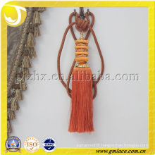 2013 Hot Product,Curtain Tieback with Rhinestone Beaded Decorative Tassel Stock