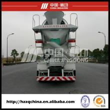 Peso de 8805tare (Kg) mistura concreta, caminhão de tanque para compradores