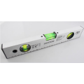 Spirit Level 1000mm the level of foot with magnet and scale-foot aluminum Horizontal ruler level measurement tool