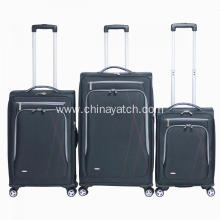 High Quality Nylon EVA Trolley Luggage Set