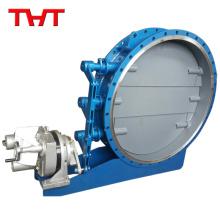 Válvula de amortecedor de ar industrial lisa e confiável
