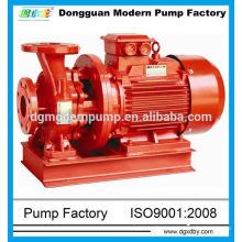 Pompe à incendie à un étage horizontale XBD2.1 / 5-IS, pompe à incendie