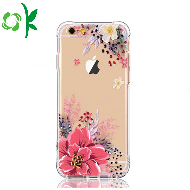 Flower Lip Phone Case