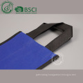 customized reusable nonwoven document bag with zipper