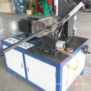 Expanded Mesh Spiral Filter Core Tube Marking Machine