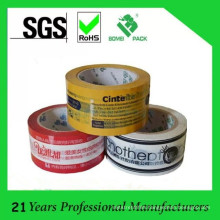 China BOPP Acrylic Printed Packaging Tape