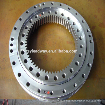 High Accuracy slewing drive for solar tracking system excavator parts