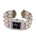 Relógio promocional pulseira de quartzo pulseira para senhoras