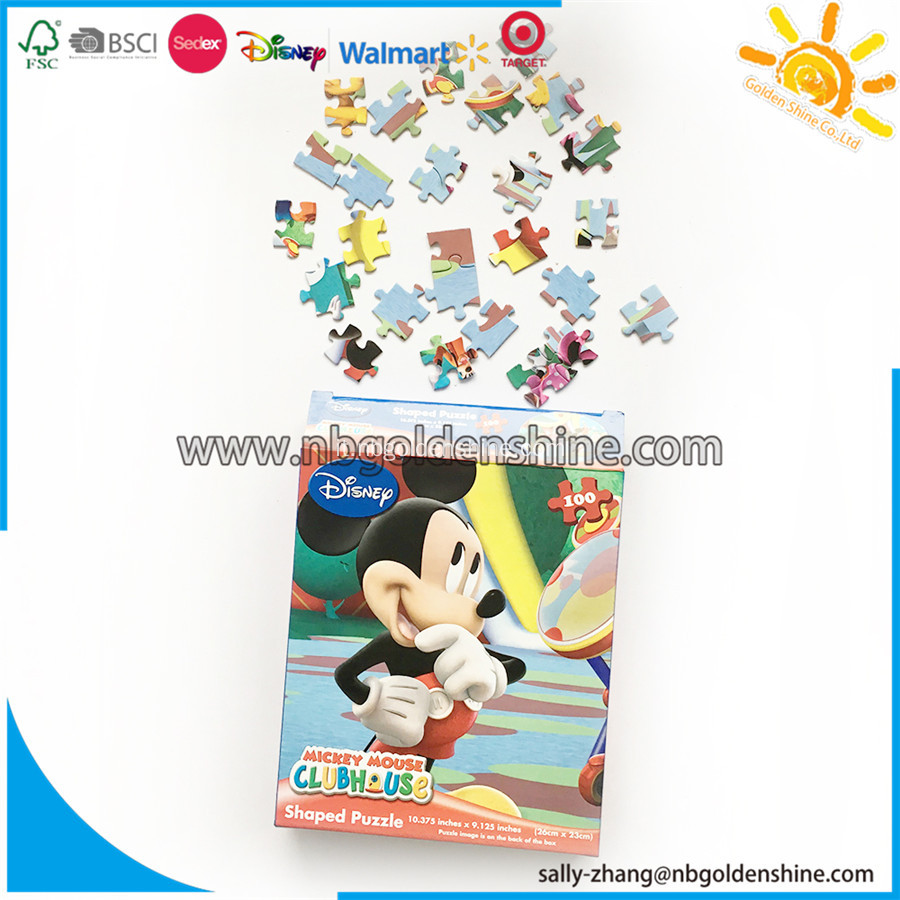 Puzzle Disney Minnie di alta qualità