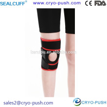 Sealcuff Knee Gaurd for Protecting Knee When Playing Foot Ball with Spring