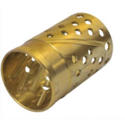 Brass CNC Fastener and Fitting Parts for Heavy Machine Equipment