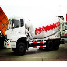 Caminhão do misturador concreto da movimentação de Dongfeng 8X4 / caminhão do misturador de cimento / caminhão da bomba do misturador / caminhão misturador da bomba / misturador concreto com 12-14CBM
