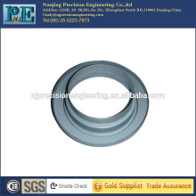 Galvanized steel custom backup ring
