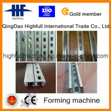 Ground Solar Mounting Bracket Roll Forming Machine