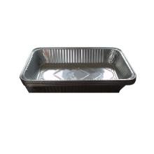 Semi-Rigid Food Container Aluminum Foil